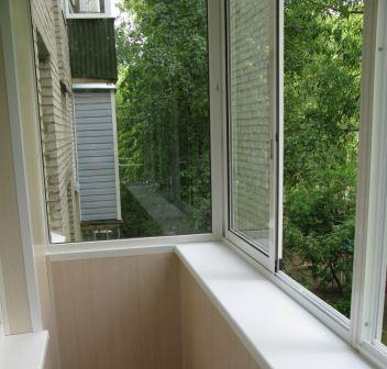 Заказать балкон в Рыбинске