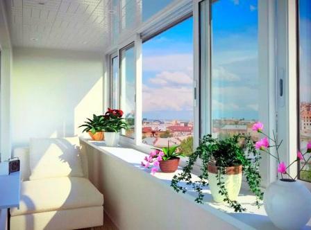 Акции на остекление балконов